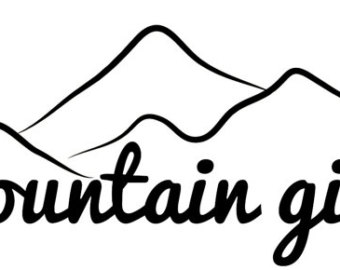 smoky mountain coloring pages - mountain outline free download best mountain outline on