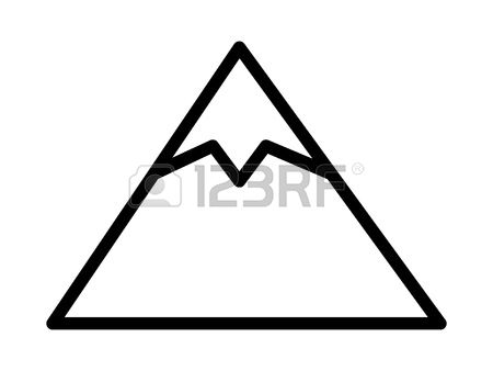 450x338 Outdoor Clipart Mountain Peak