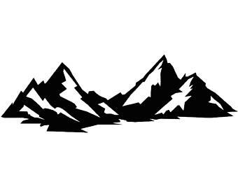 340x270 Rocky Mountain Svg Etsy