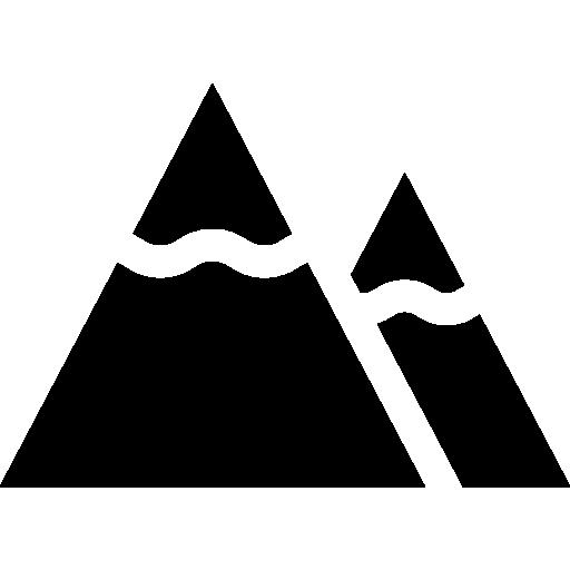 512x512 Mountains, Nature, Landscape, Goal, Mountain Icon