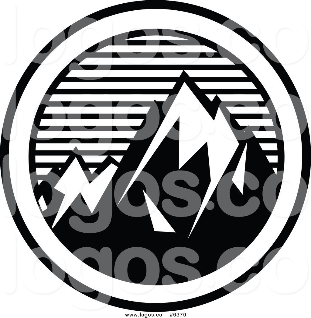 1024x1044 Mountain Clipart Black And White