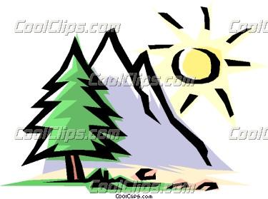 375x279 Mountain Clipart Mountain Scene