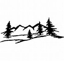 209x201 Silhouette Mountains Seens