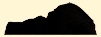400x147 Silhouette Clip Art Mountain Silhouette Clipart Pictures