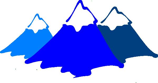 600x317 New High Def Mountain Clip Art