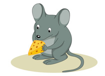 210x153 Free Mouse Clipart