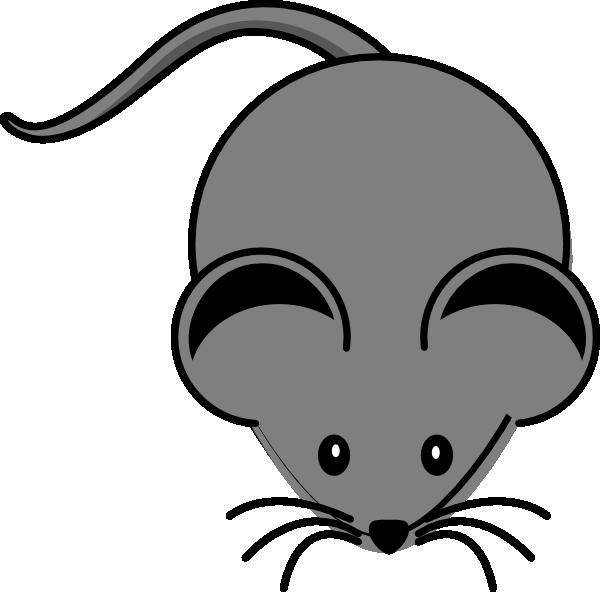 600x592 Mouse Clip Art