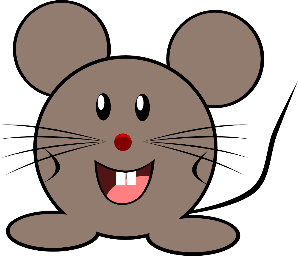 999x857 Mouse Clipart Mouse Animal