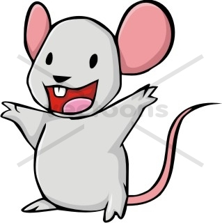 319x320 Cute Mouse