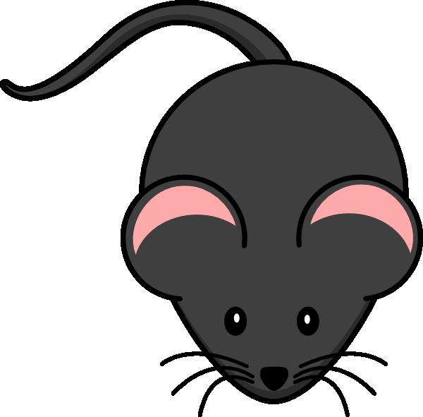 600x591 Cute Mouse Pink Clip Art