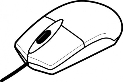 425x283 Computer Mouse Clipart Free Clipart Images