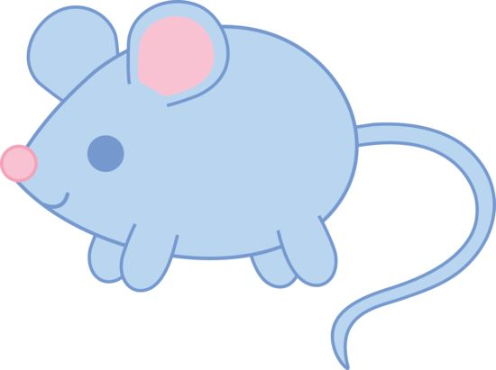 Mouse Clipart Free