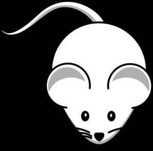 298x294 White Mouse Swe Clip Art