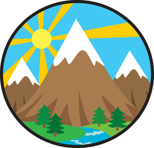 300x289 Mountain Clip Art Free Download Free Clipart Images 2