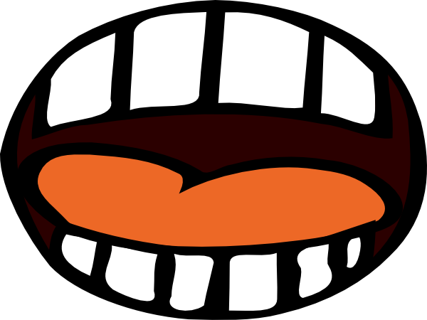 600x450 Mouth For Project Clip Art