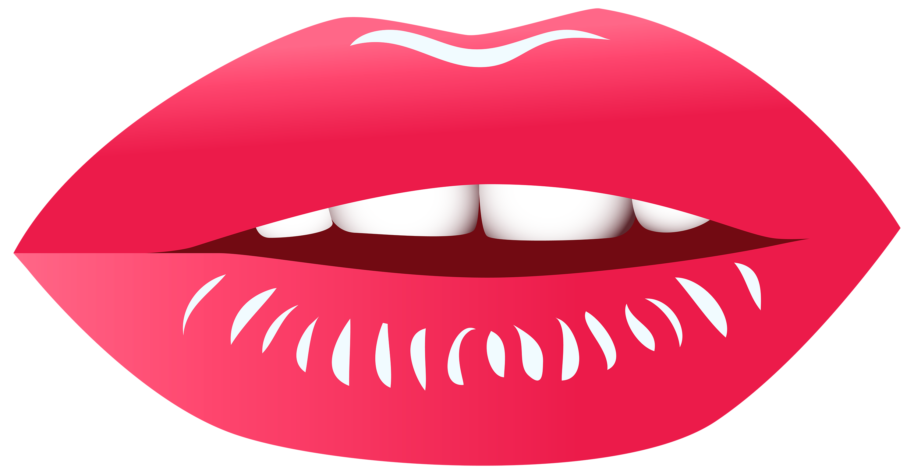3000x1557 Mouth Clip Art Free Clipart Images 3