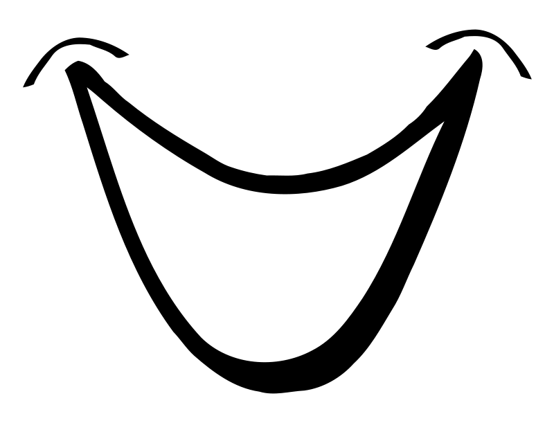 800x611 Clip Art Smile Clipart Panda