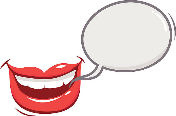 612x403 Talking Mouth Clipart