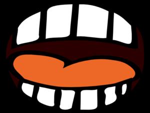 300x225 Mouth Clip Art