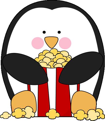 434x500 Movie Rental Clipart Movie Night Clip Art Popcorn 3