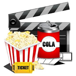 320x320 Popcorn Clipart Cinema