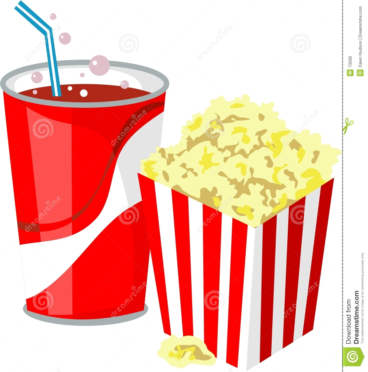 1287x1300 Beverage Clipart Popcorn
