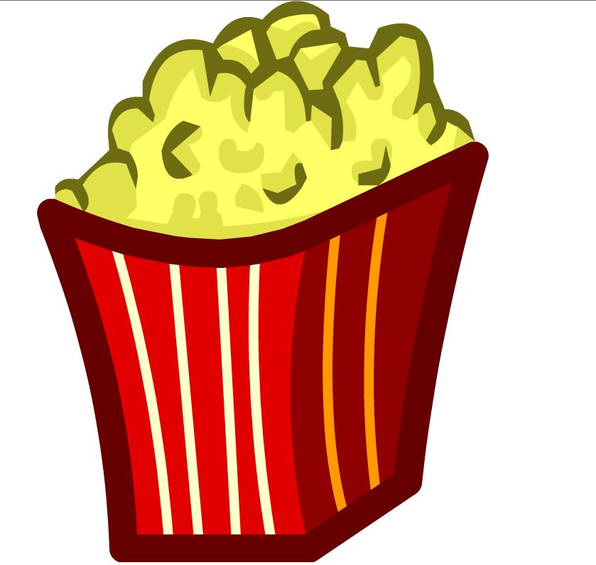 839x795 Cartoon Popcorn Clip Art Graphics Clipart Icon Wikiclipart