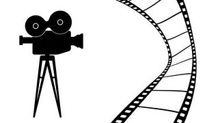 300x180 Movie Camera Admin Page 9 Clipart Free Download
