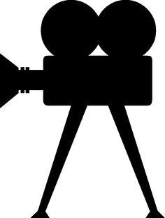 236x312 Camera Clipart Movie Star