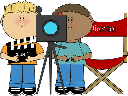 500x376 Best Movie Camera Clip Art