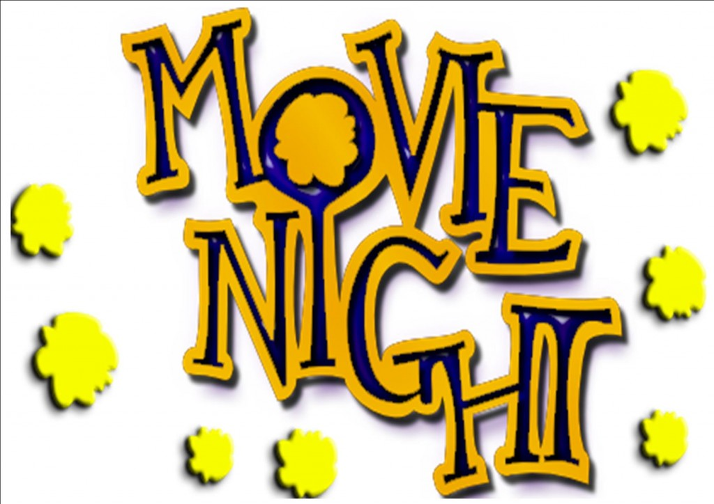 1024x724 Best Movie Night Clip Art
