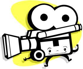 280x235 Movie Clipart Free Clipart Panda