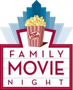 236x290 Movie Night Clip Art