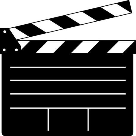 455x453 Movie Film Clip Art