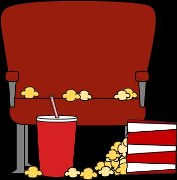 348x354 Free Movie Clip Art Clipart 3