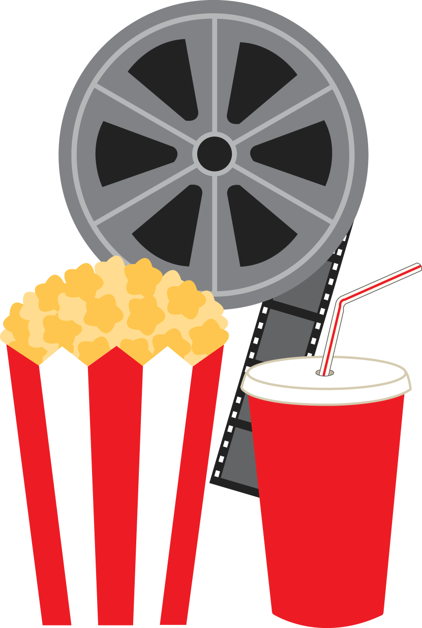 830x1234 Movie Reel Clipart