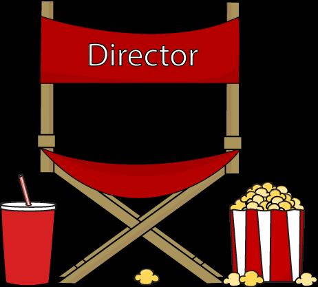 462x417 Director Cliparts