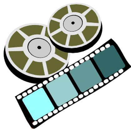 420x417 Move Clipart Movie Clipart