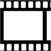 200x200 Movie Film Clip Art Clipart Panda