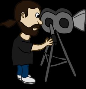 285x297 Movie Maker Clip Art