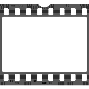 300x300 Movie Reel Movie Film Reel Clipart Clipart Image
