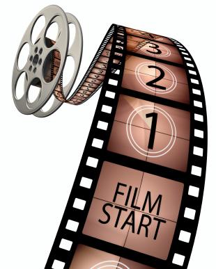 310x387 Movie Film Reel