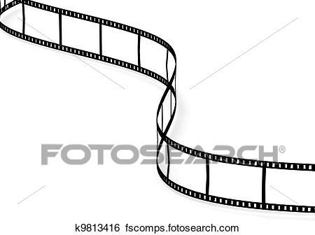 450x336 Stock Illustration Of Curve Film Strip K9813416