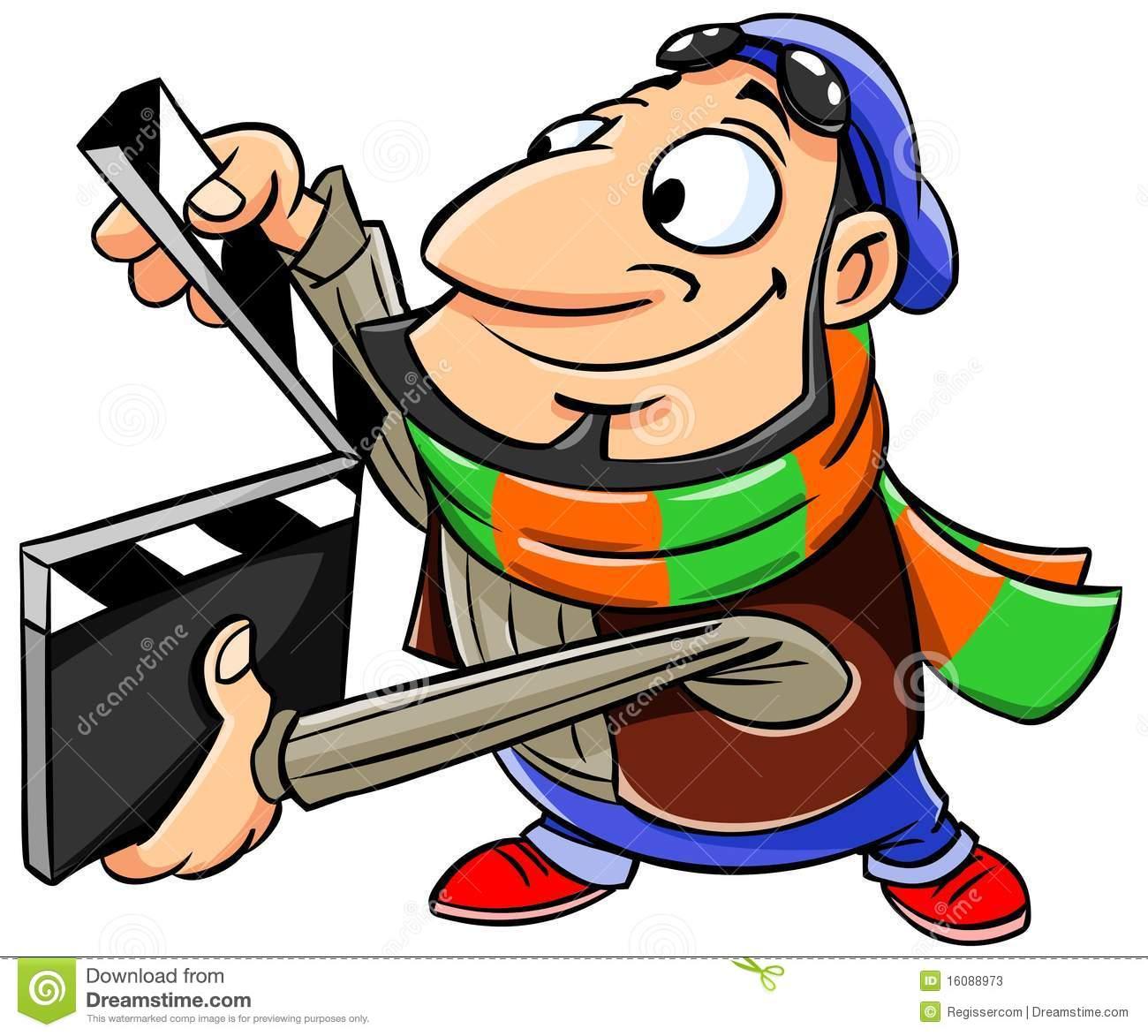 1300x1173 Movie Director Clipart Clipart Panda