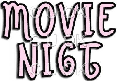 400x276 Movie Night Clipart Clipart Panda