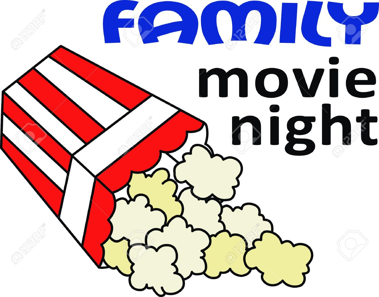 1300x1018 Movie Night Clipart Dfiles
