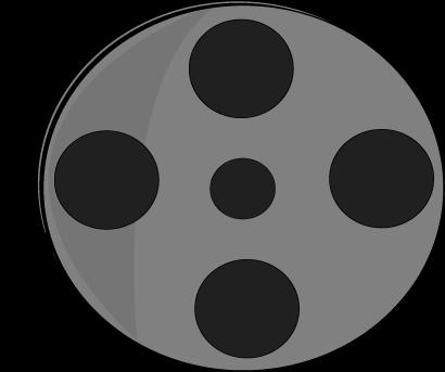 410x343 Movie Night Clip Art 3