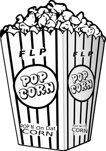 420x598 Movie Rental Clipart Movie Night Clip Art Popcorn Clipart Image 1