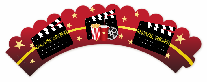 717x285 Png Movie Night Transparent Movie Night.png Images. Pluspng