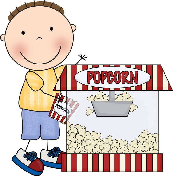 736x751 Popcorn Clipart Movie Day